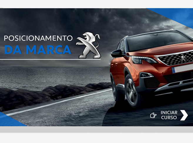 E-learning Peugeot